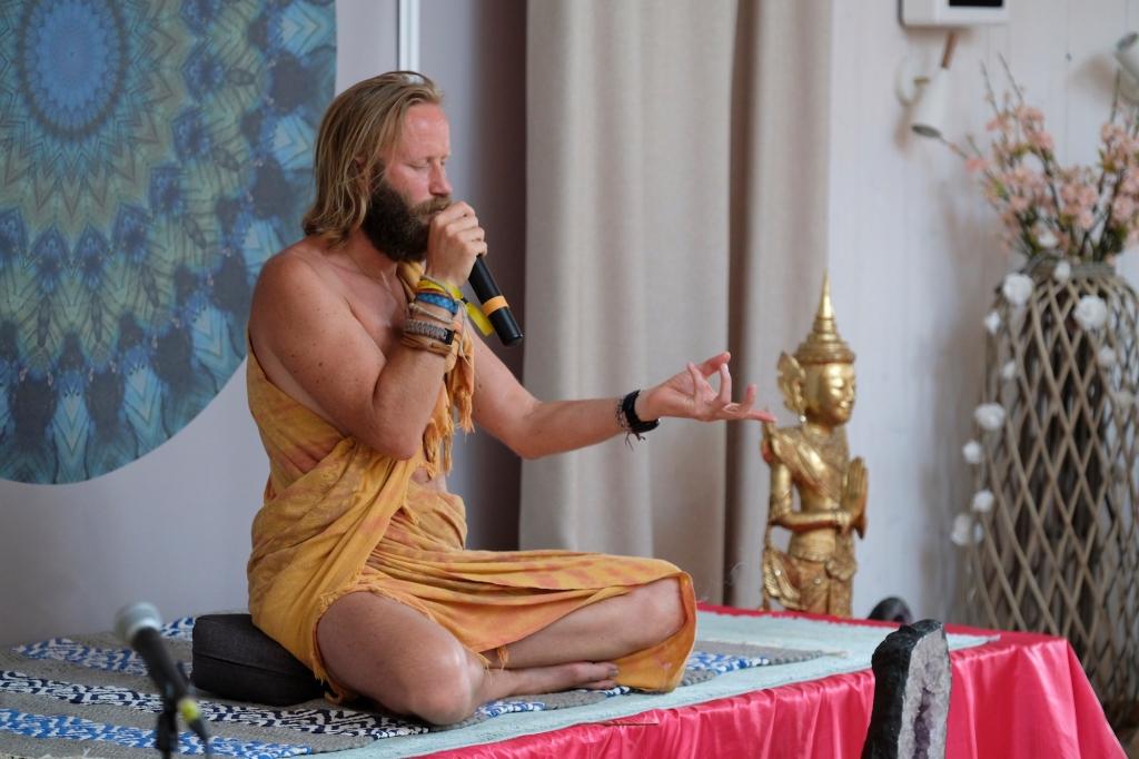 Meditation by Igor Earthchild